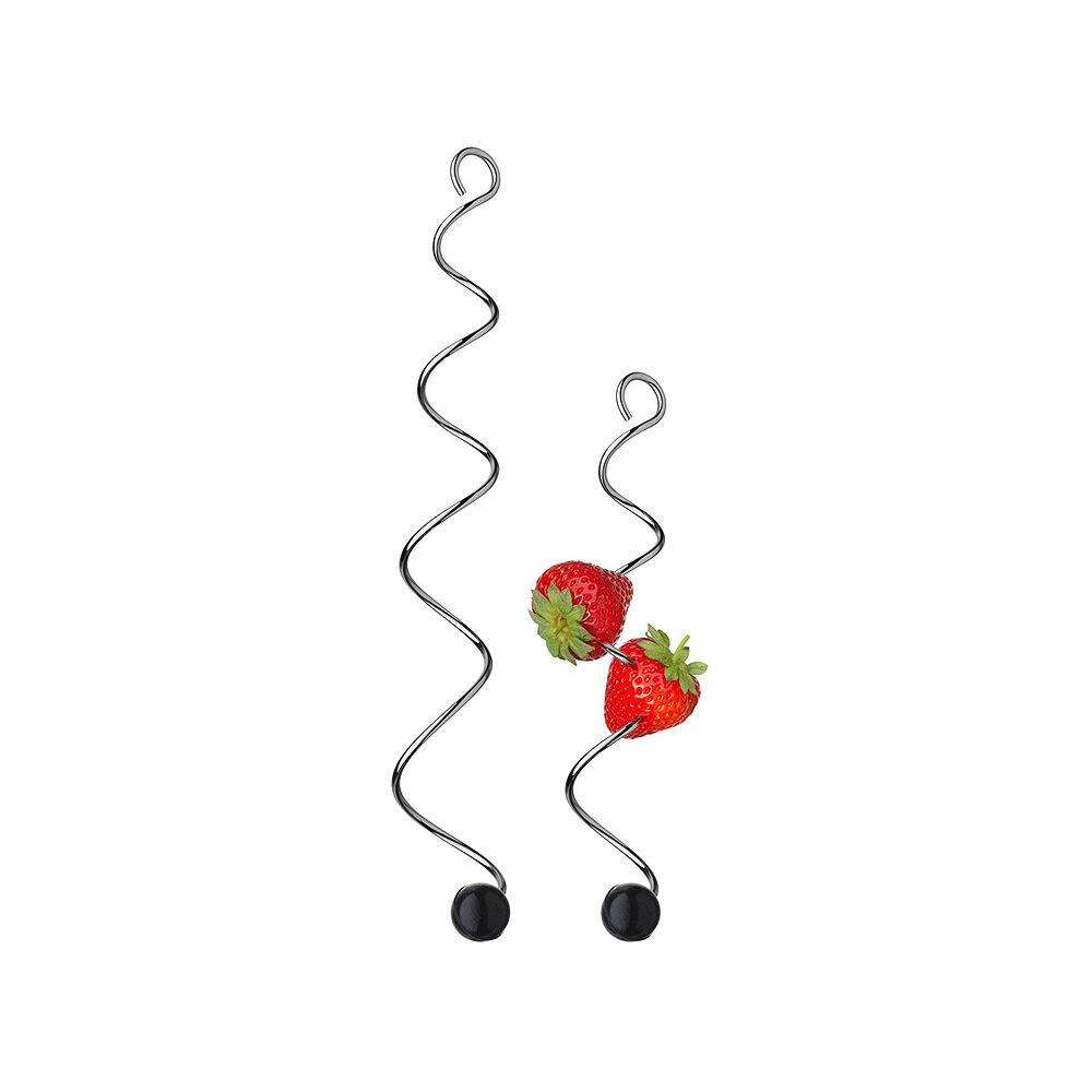 WMF spirál alakú gyümölcsnyárs szett kancsóhoz 2részes