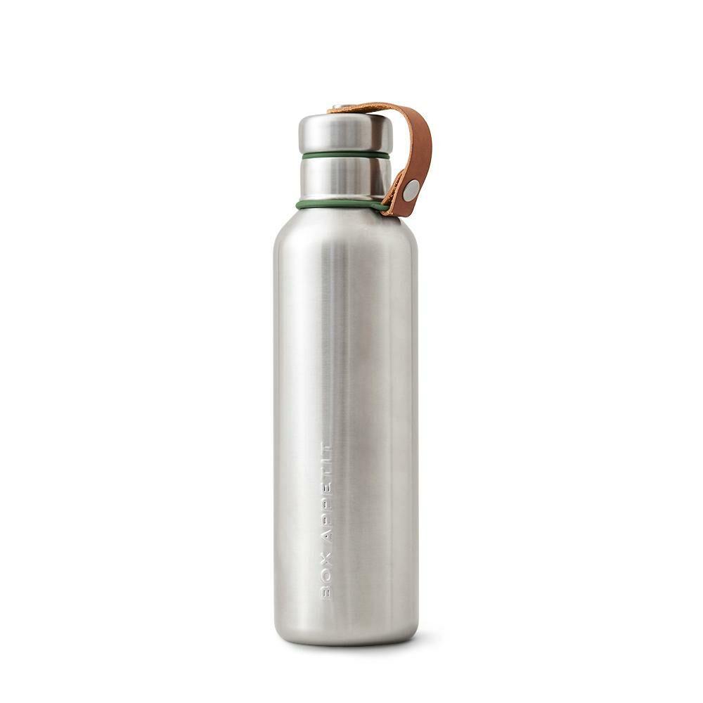 BB BAM dupla falú palack nagy, olivazöld