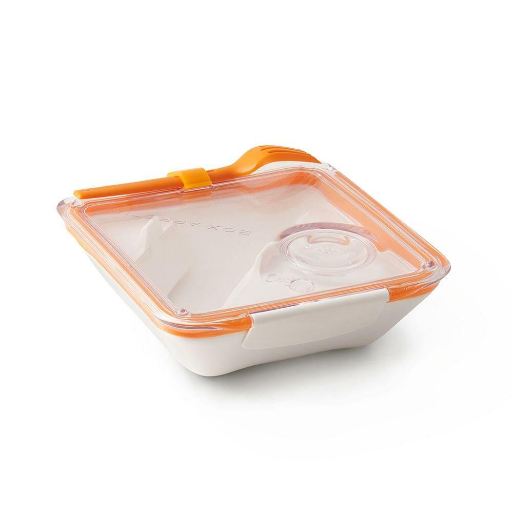 BB Box Appetit ételhordó doboz evőeszközzel narancs