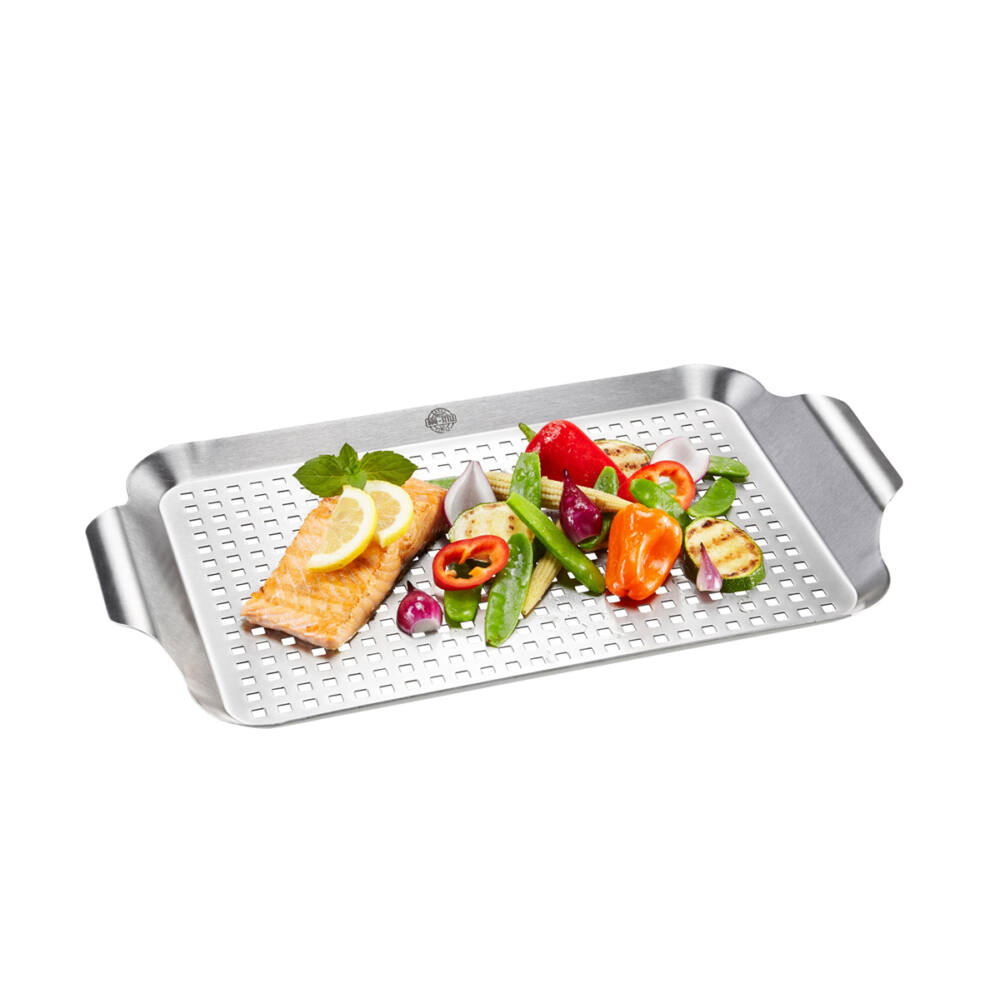 GEFU BBQ grill tepsi 42,5x25,4cm