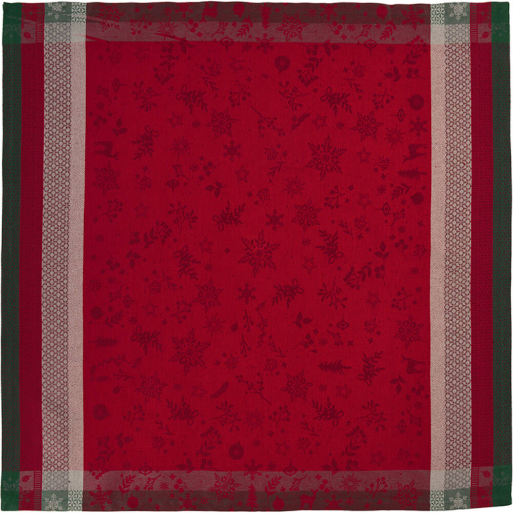 Sander asztali futó BALTHASAR 47x150cm FB01 piros