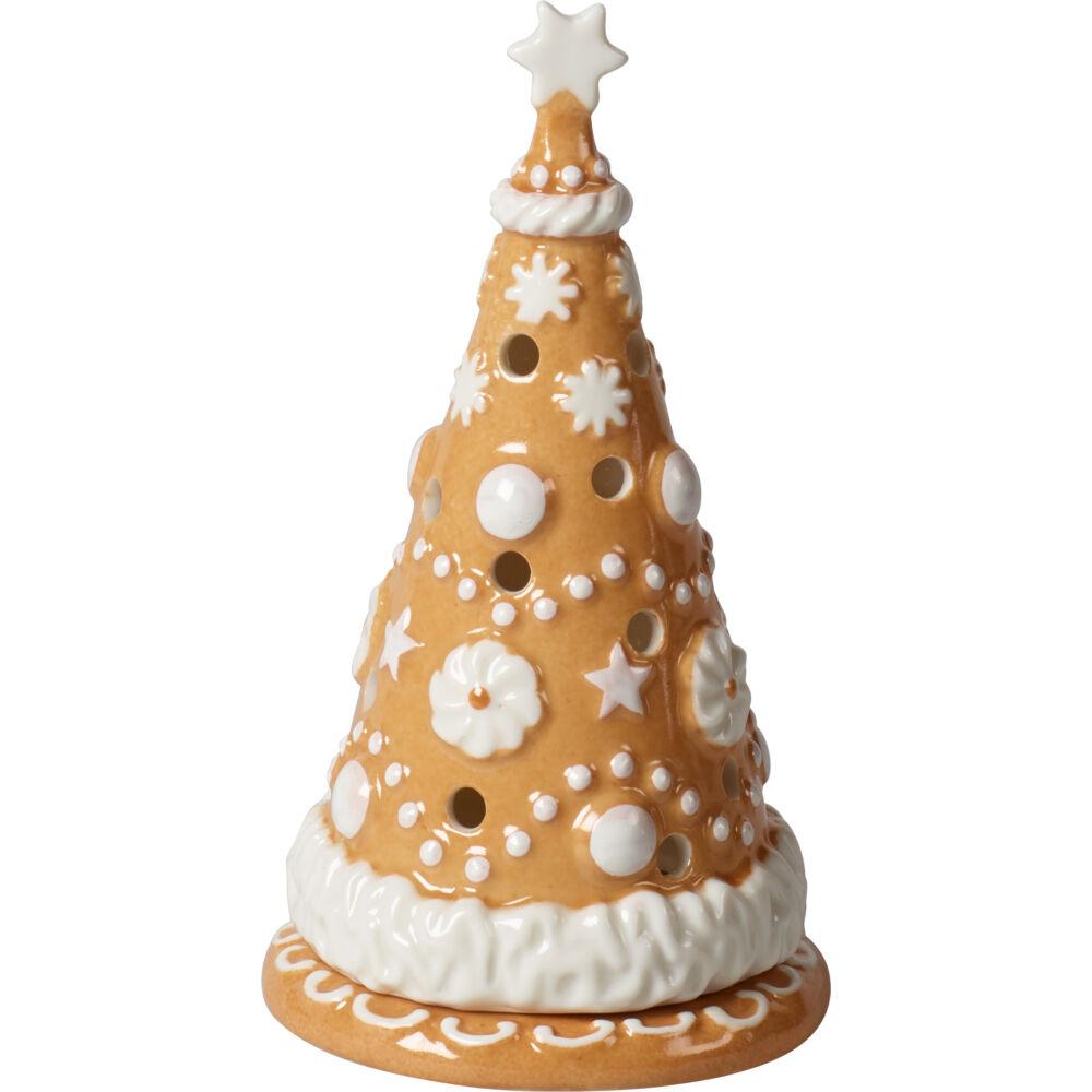 V&B Winter Bakery Decoration mécsestartó, Karácsonyfa kicsi