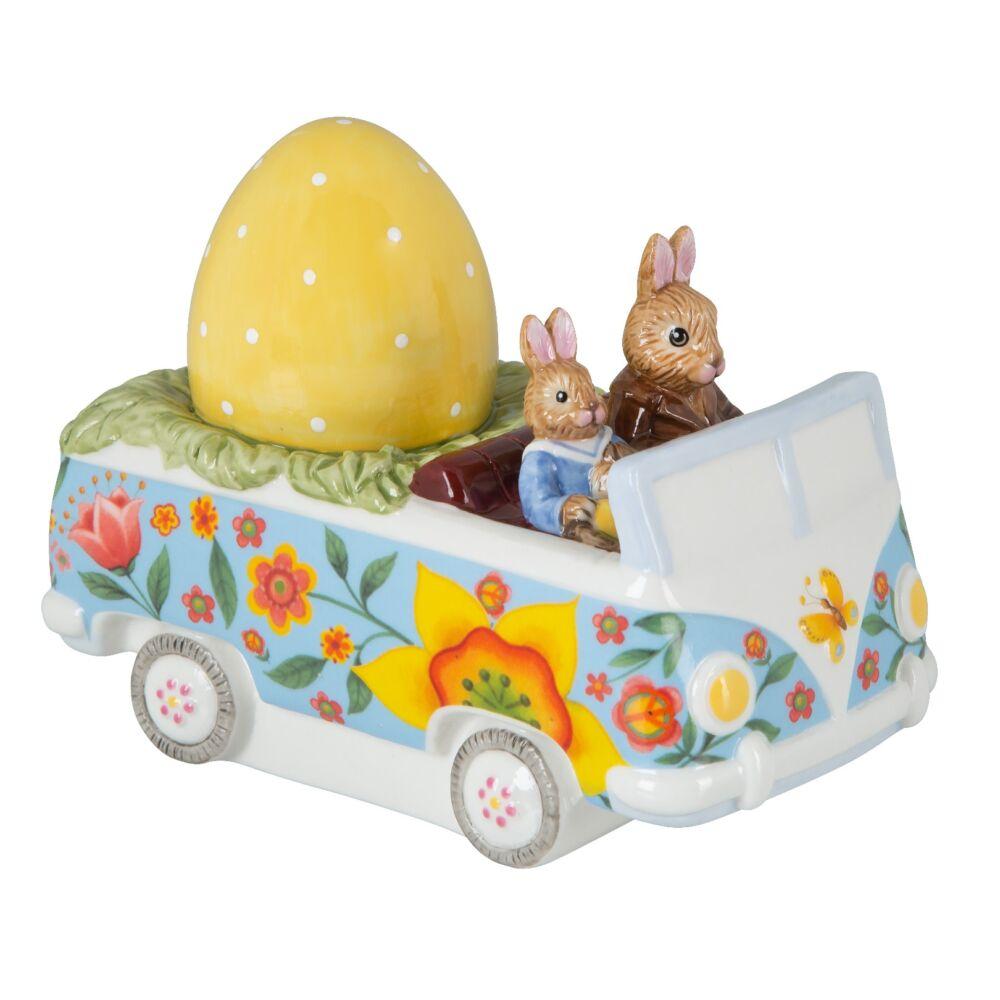 V&B Bunny Tales tojásbusz 14x7,5x10,5cm