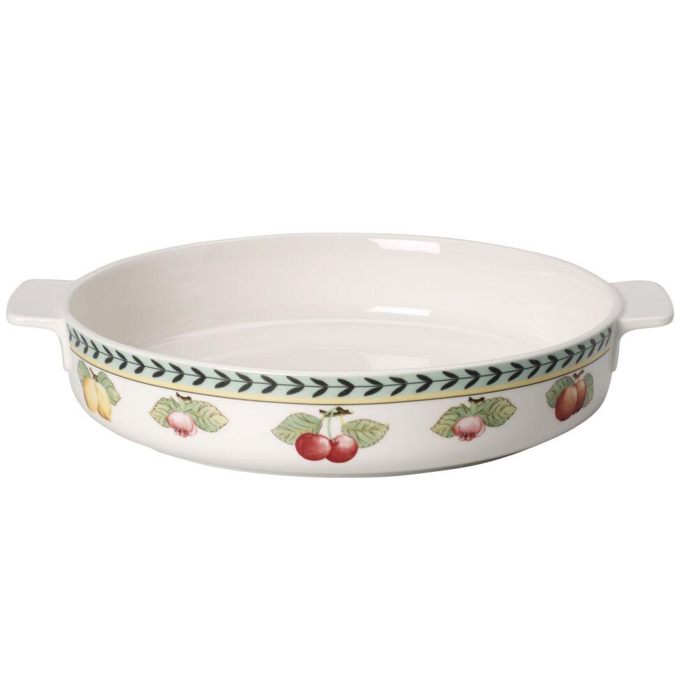V&B French Garden Baking Dishes kerek sütőtál 28cm