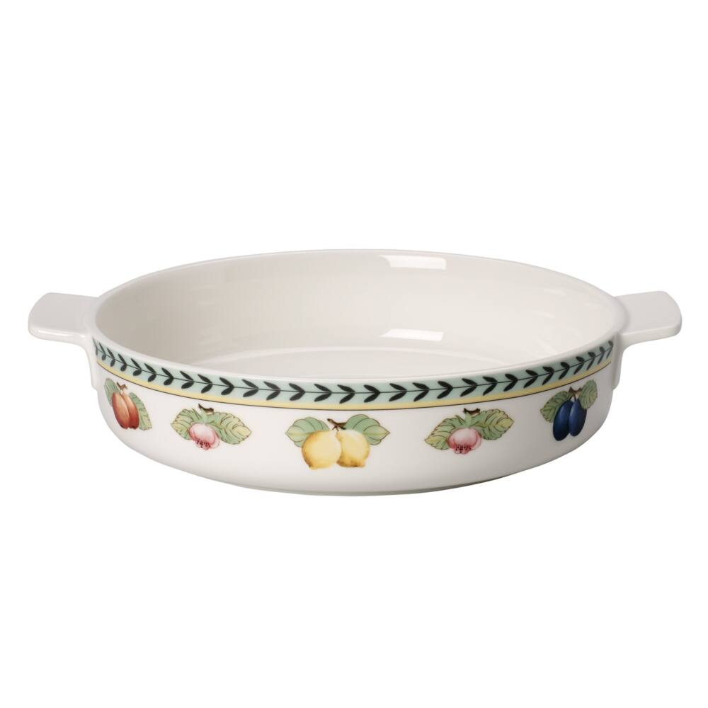 V&B French Garden Baking Dishes kerek sütőtál 24cm