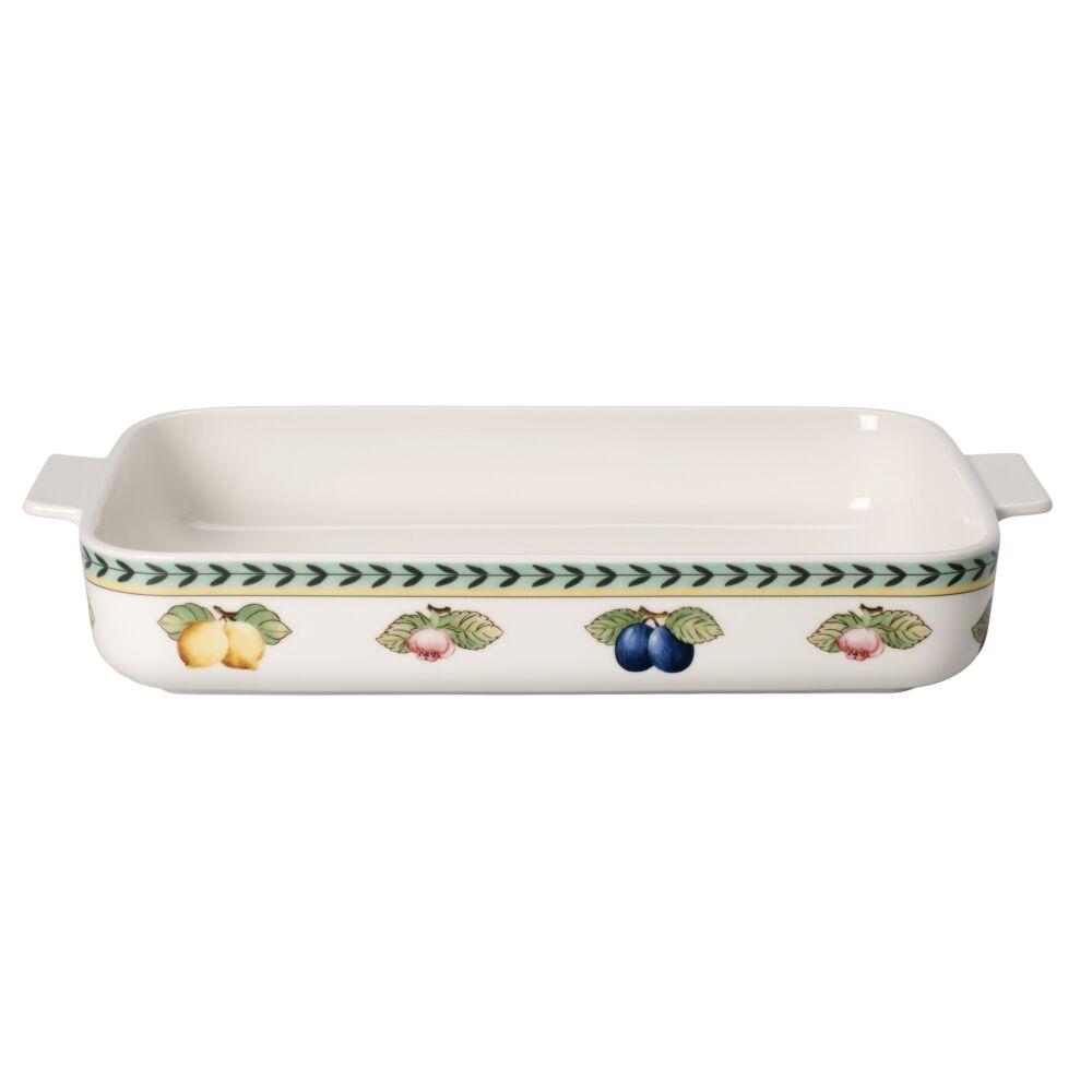 V&B French Garden Baking Dishes szögletes sütőtál 34x24cm