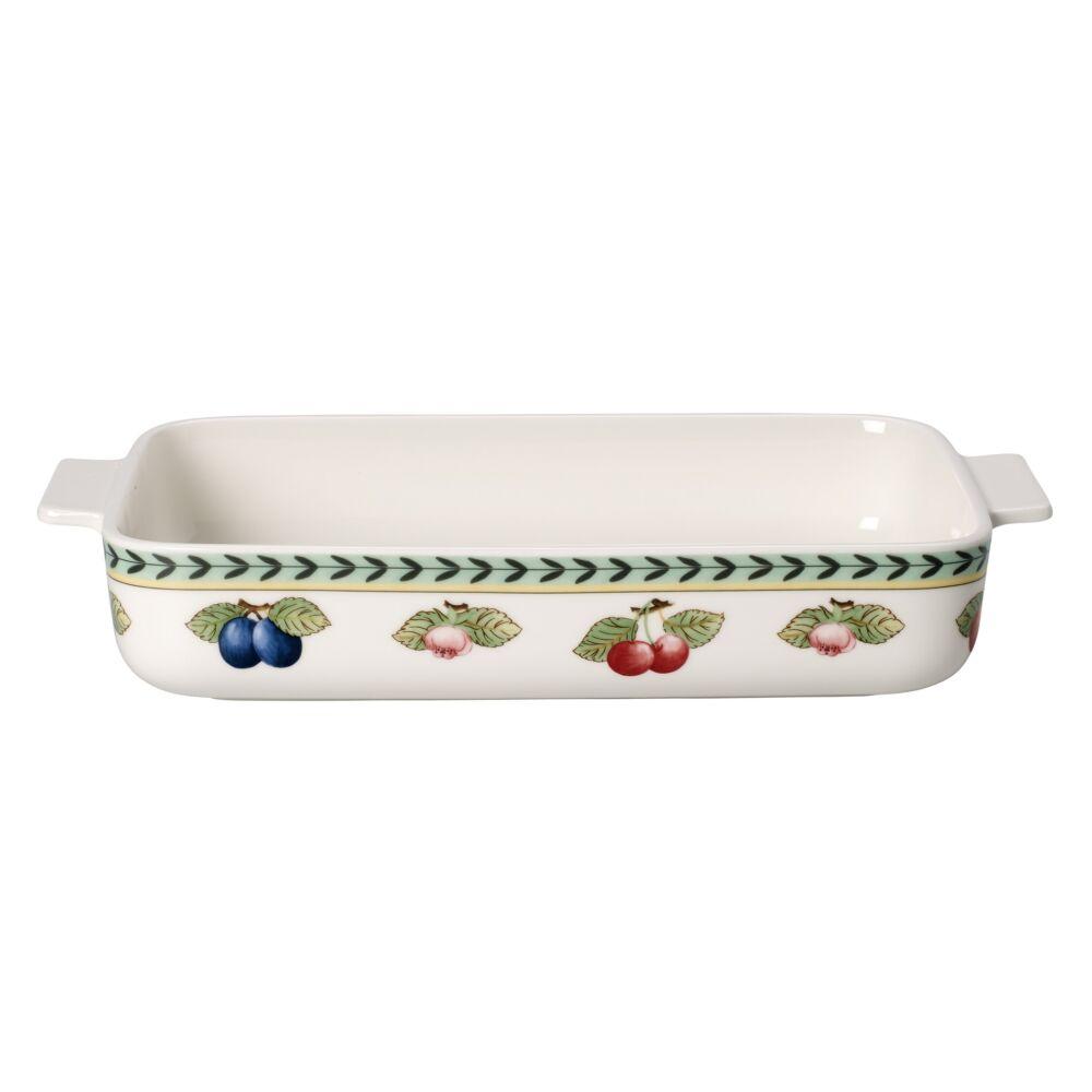 V&B French Garden Baking Dishes szögletes sütőtál 30x20cm