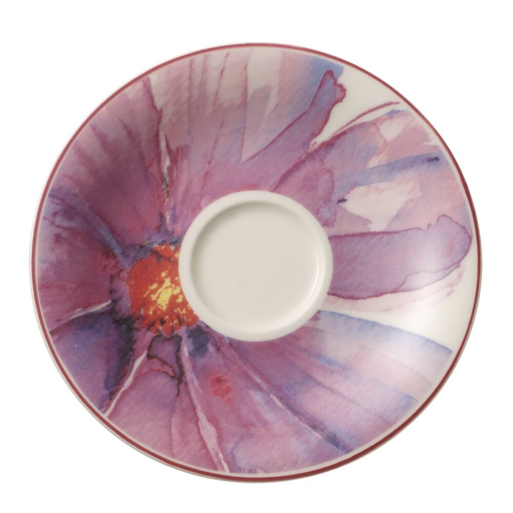 V&B Mariefleur Basic alátét eszpresszós csészéhez 12cm