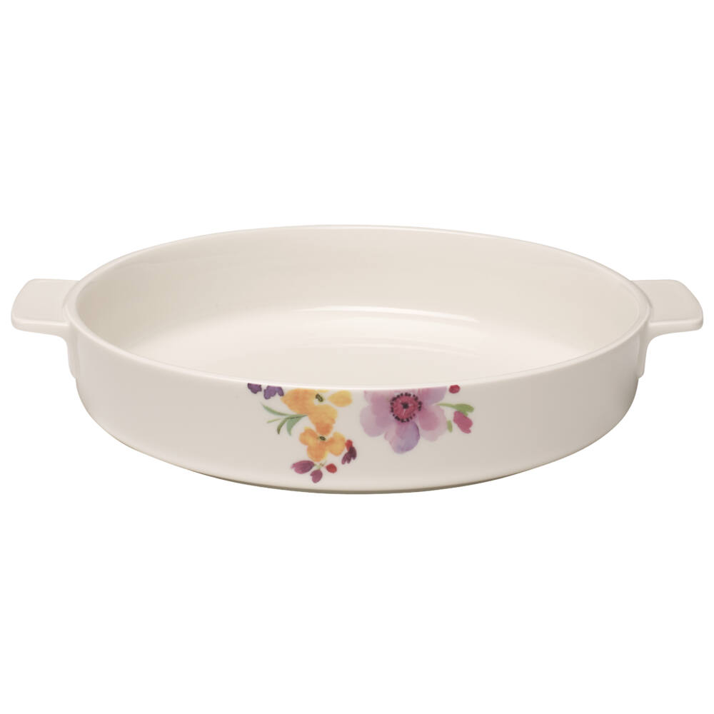 V&B Marieflur Basic Baking Dishes kerek sütőtál 28cm
