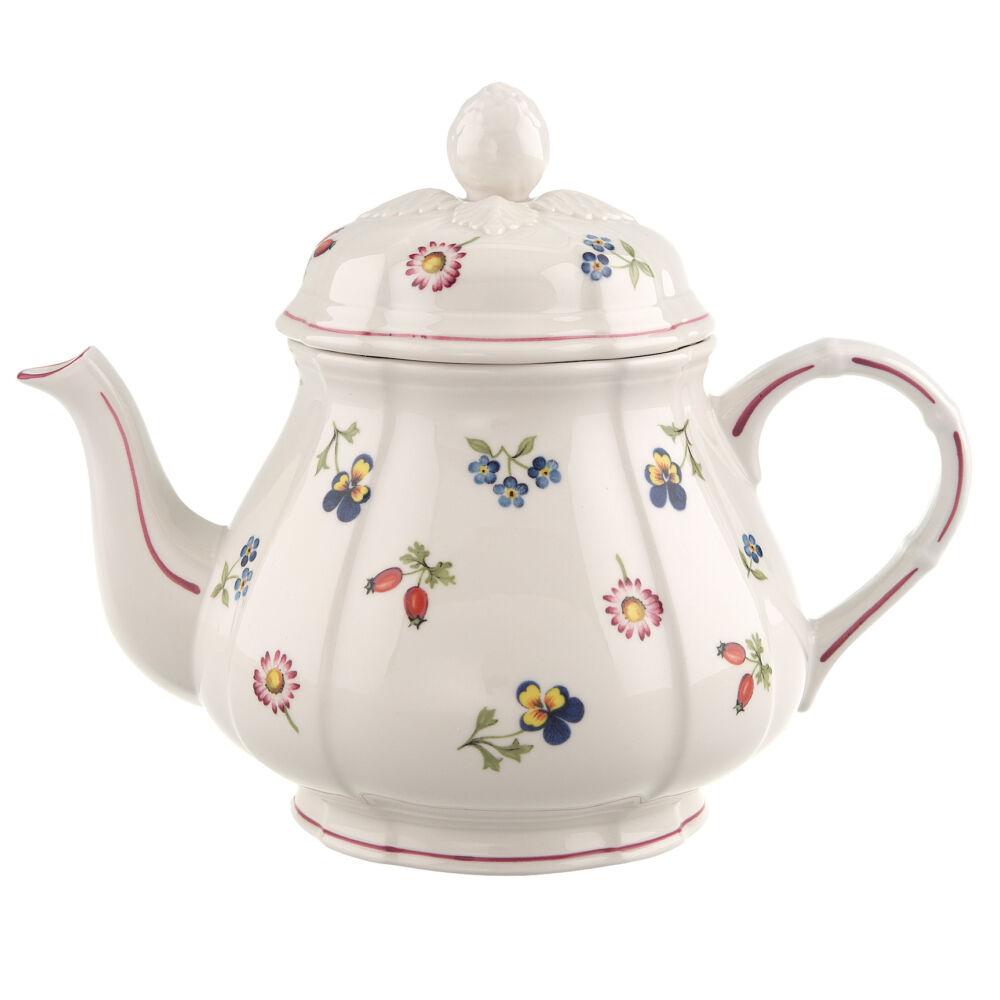 V&B Petite Fleur teáskanna 6személyes 1,00l