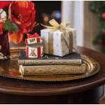 V&B Christmas Toys ajándék dobozka kerek