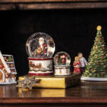 V&B Christmas Toys hógömb nagy