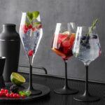 V&B Manufacture Rock Glass pohár szett 4részes vörösboros