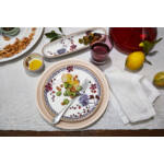 V&B Artesano Provencal Lavender ovális tál kicsi 28x8cm