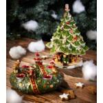 V&B Christmas Toys Memory nagy karácsonyfa mécsestartó gyerekekkel