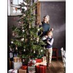 V&B My Christmas Tree trio karácsonyfadísz, Télapó