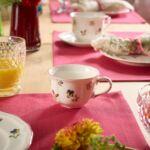 V&B Petite Fleur teás csésze 0,20l