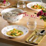 V&B Petite Fleur salátás tál 21cm