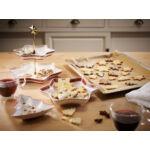 V&B Winter Bakery Delight csillag alakú cukorkás tálka, Sütemények
