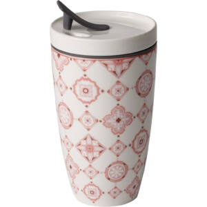 V&B To Go Rosé kávés bögre 0,35l