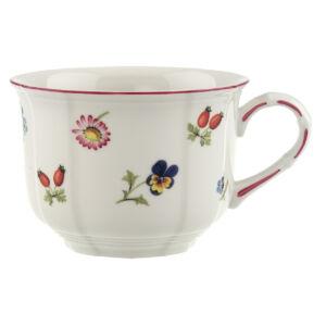 V&B Petite Fleur reggeliző csésze 0,35l