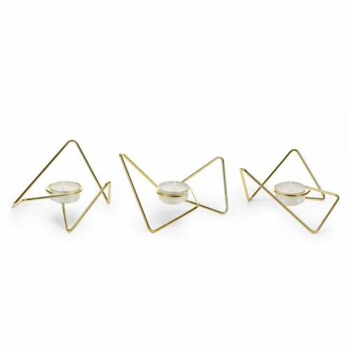BB Tri-Angular Loop mécsestartó 3részes arany