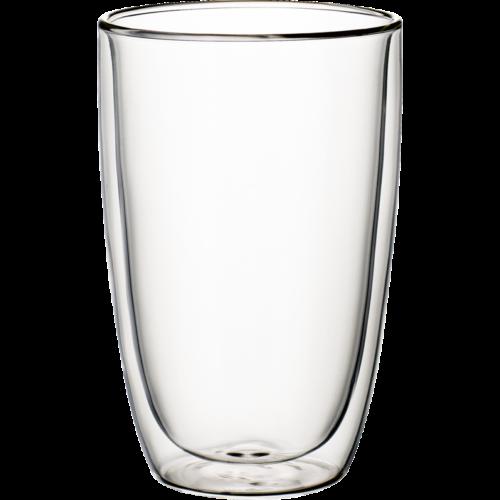 V&B Artesano Hot Beverages dupla falú pohár XL