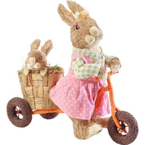 V&B Bunny Tales tricikliző Nyuszi gyerekek