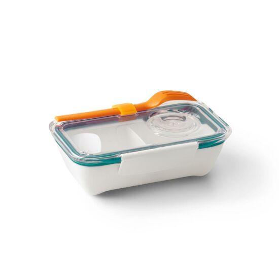 BB Bento Box ételhordó doboz evőeszközzel óceánkék