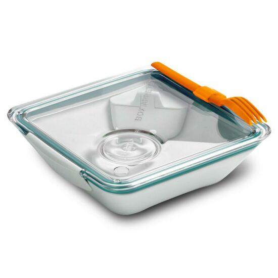 BB Box Appetit ételhordó doboz evőeszközzel óceánkék