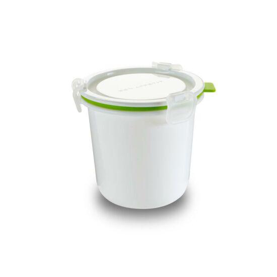 BB Lunch Pot ételhordó egy szintes lime