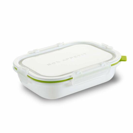 BB Lunch Box ételhordó szögletes lime