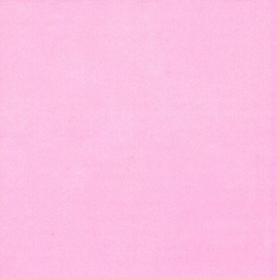 IHR papírszalvéta 40x40cm UNI púderrózsaszín