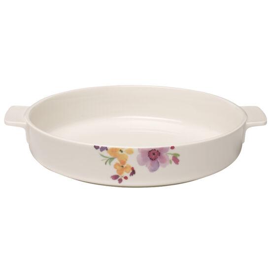 V&B Marieflur Basic Baking Dishes sütőtál kerek 28cm