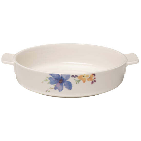 V&B Marieflur Basic Baking Dishes sütőtál kerek 24cm