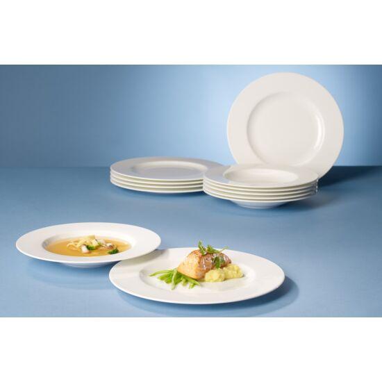 V&B Royal tányér szett 6személyes 12részes