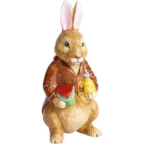 V&B Bunny Tales figura 14,7cm, Hans nyuszipapa