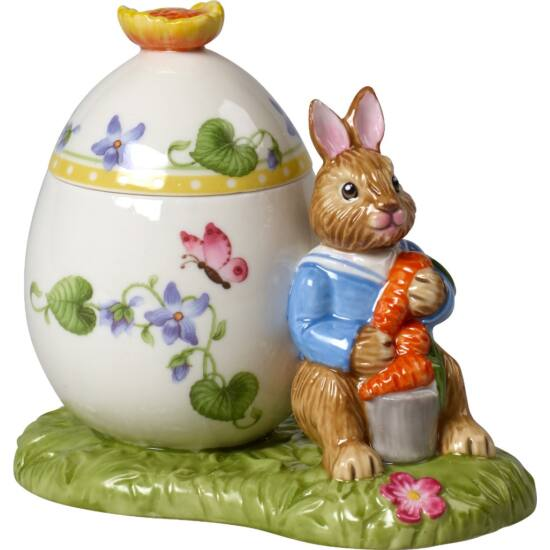 V&B Bunny Tales tojásdobozka 11x7x10cm, Max