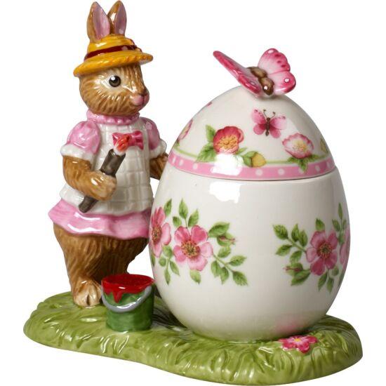 V&B Bunny Tales tojásdobozka 11x7x10,5cm, Anna
