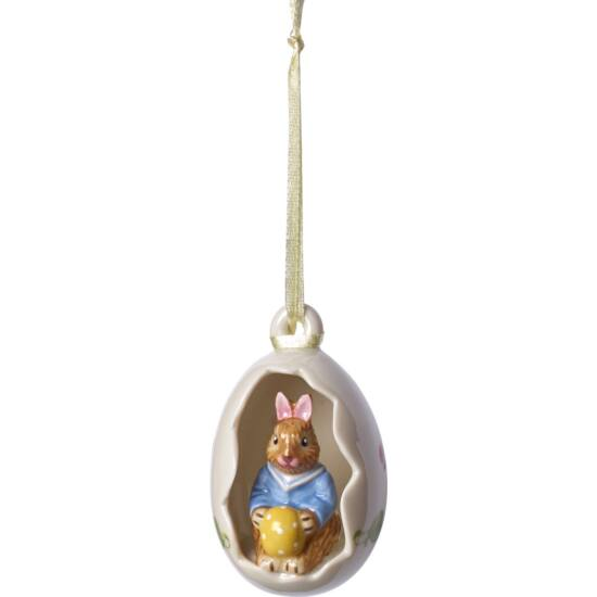 V&B Bunny Tales függő dísz tojás 7cm, Max