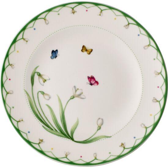 V&B Colourful Spring csemege-reggelizőtányér