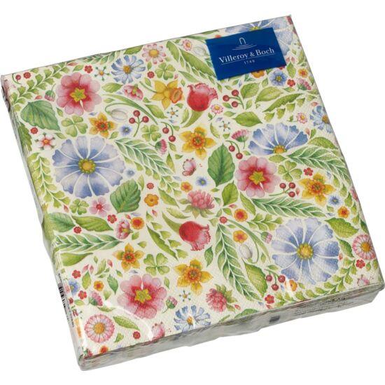 V&B papírszalvéta csomag 33x33cm, Virágok