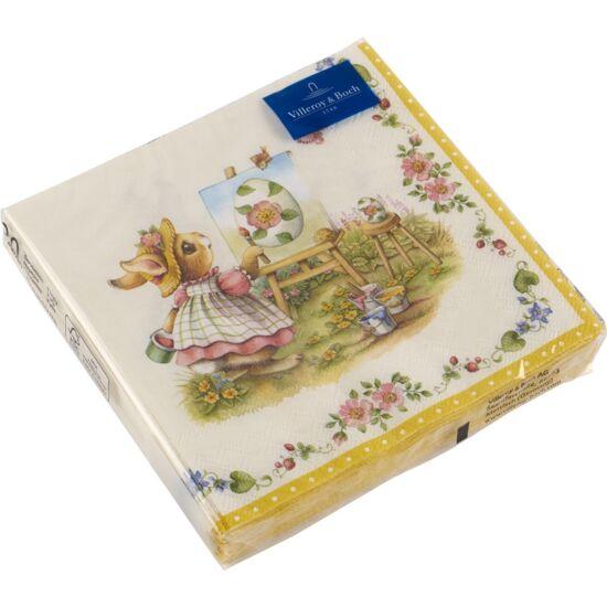 V&B papírszalvéta csomag 33x33cm, Nyuszik