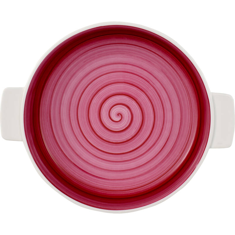 V&B Clever Cooking Pink kerek sütőtál 24cm
