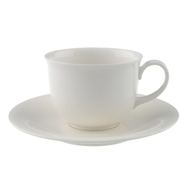 V&B Home Elements kávés/teás csésze alátéttel 2személyre 4részes
