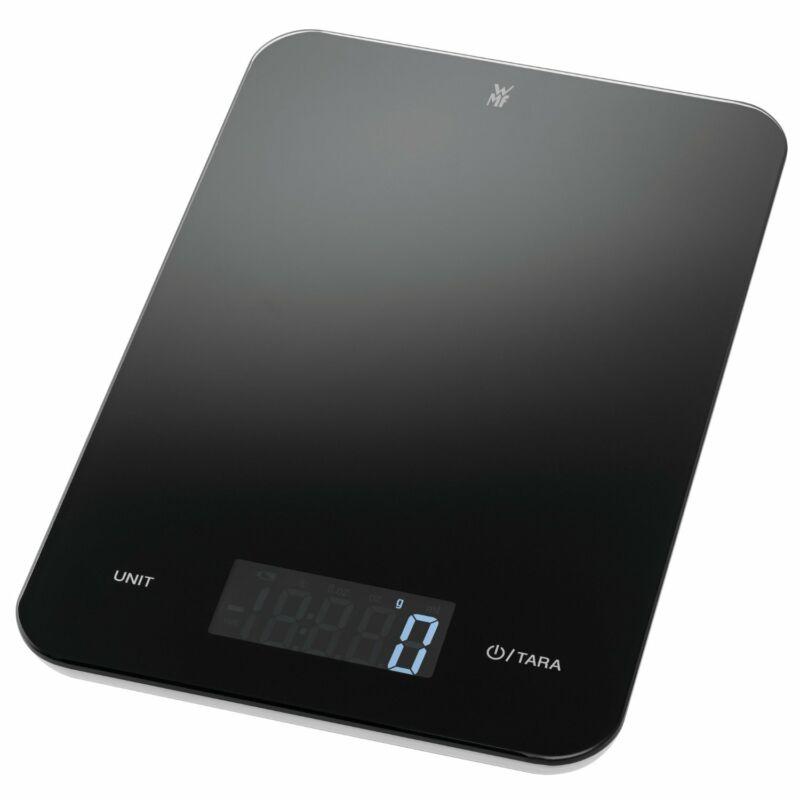 WMF digitális konyhai mérleg fekete