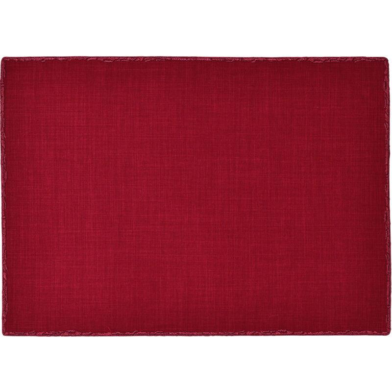 Sander tányéralátét DELUXE 36x50cm FB26 vörösbor