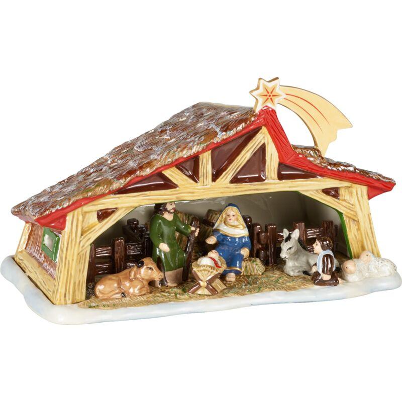 V&B Christmas Toys Memory mécsestartó, Betlehem