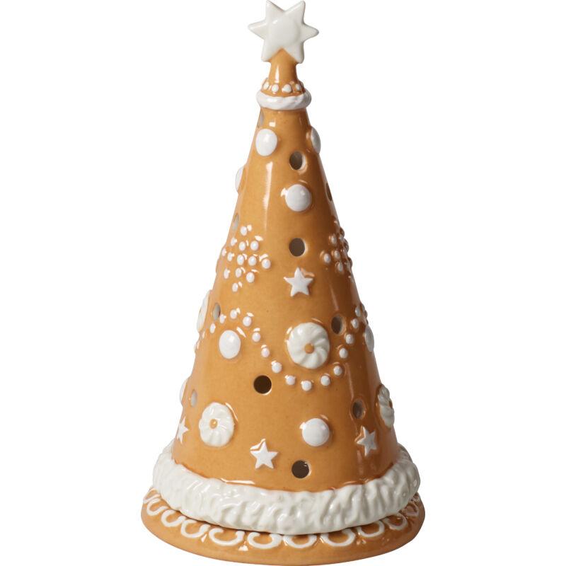 V&B Winter Bakery Decoration mécsestartó, Karácsonyfa nagy