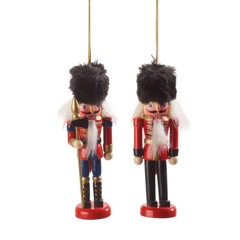 V&B Christmas Toys 2019 karácsonyfadísz szett 2részes, Diótörő